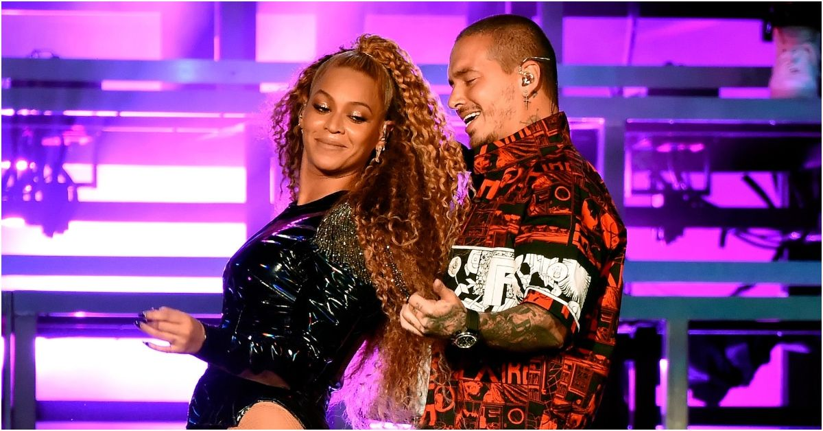 What J Balvin Has Said About Working With Beyonce | TheThings