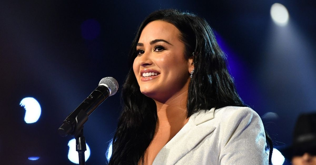Demi Lovato Fans Furious After The Singer Teases Working On A New Political Song