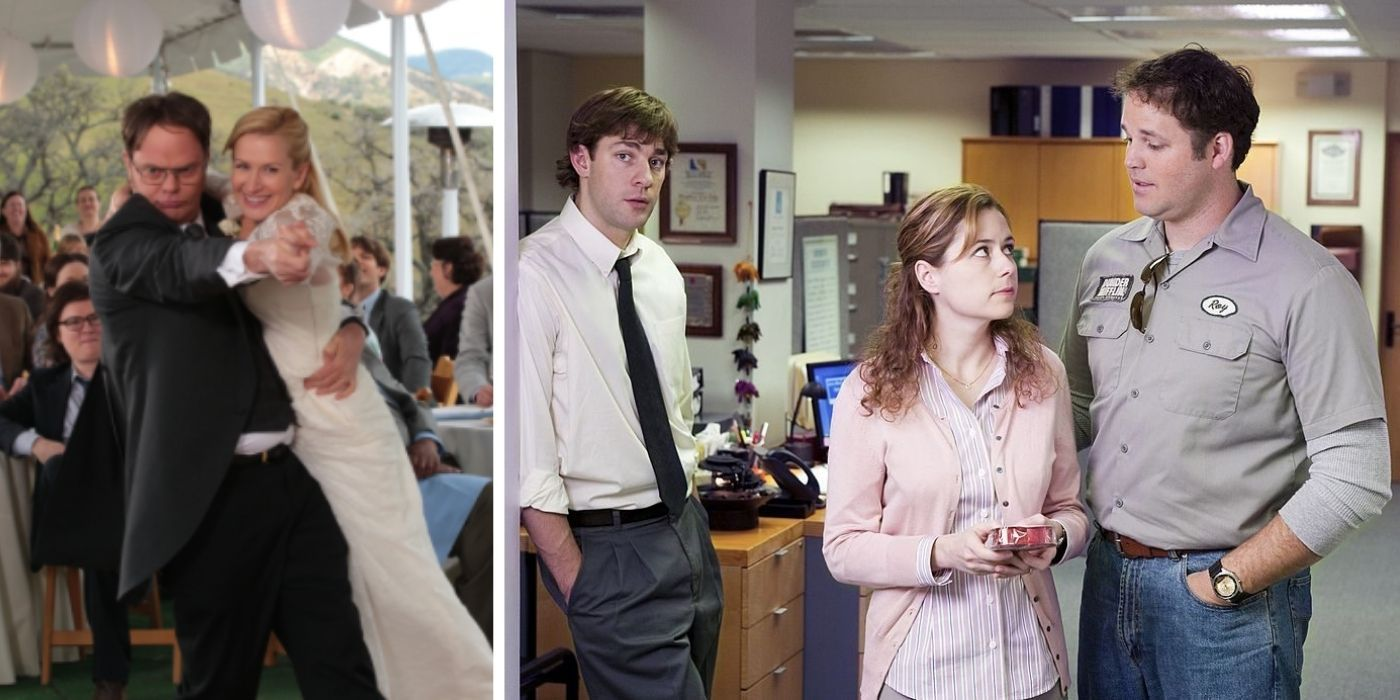 5 Couples From 'The Office' That Should Have Never Happened (& 5 We Loved)