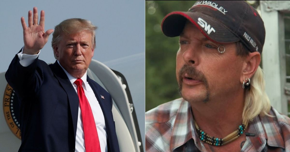 Joe Exotic Mercilessly Mocked After He Fails To Receive Trump Pardon