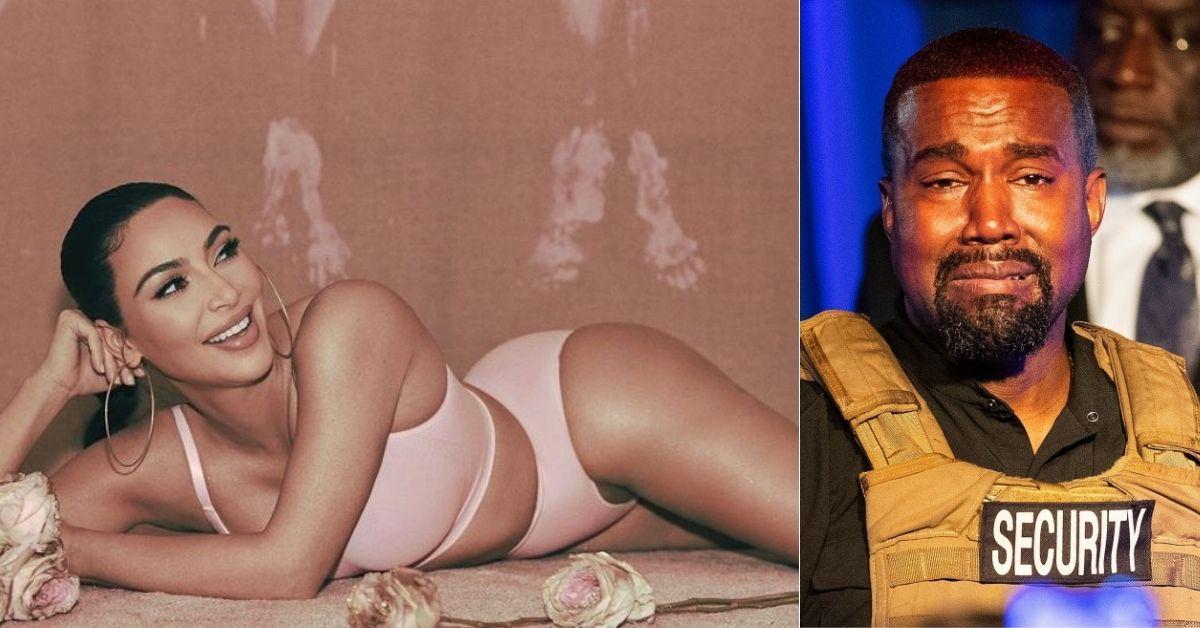Kim Kardashian Has 'No Desire' To Be First Lady As Kanye Vows To Run Again