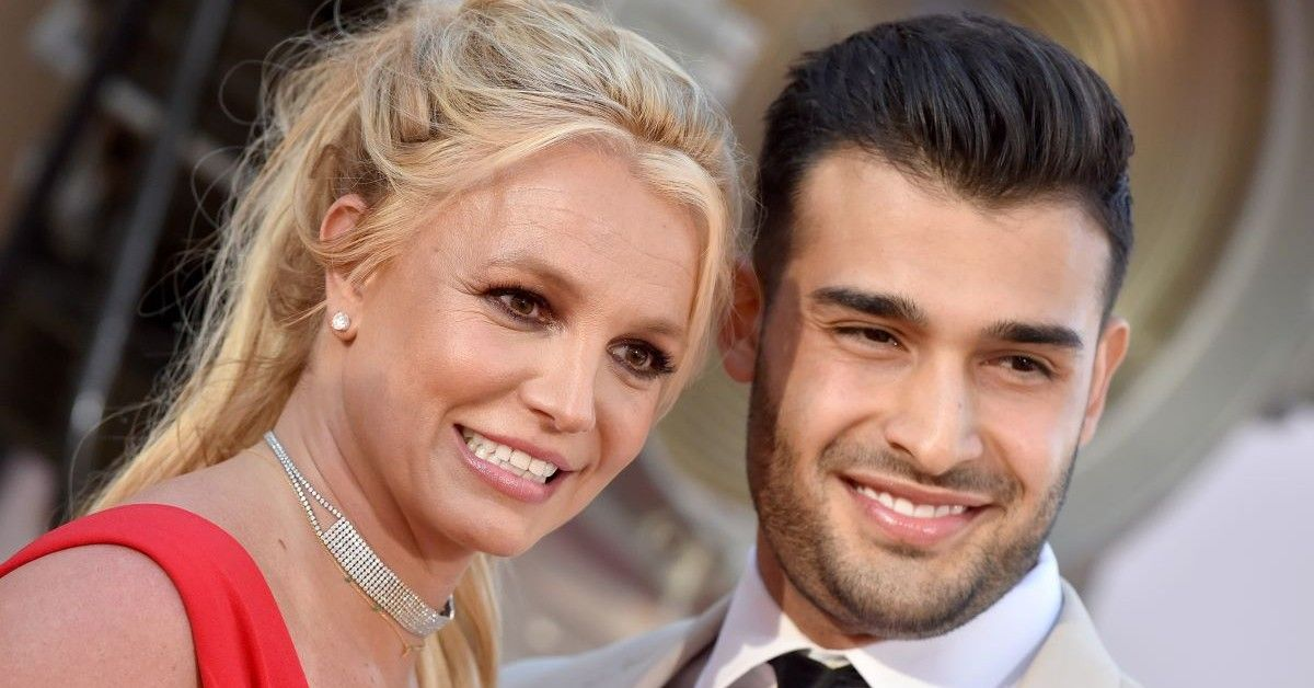 Fans Freak Out As Britney Spears Jokes About Releasing An Album With Sam Asghari