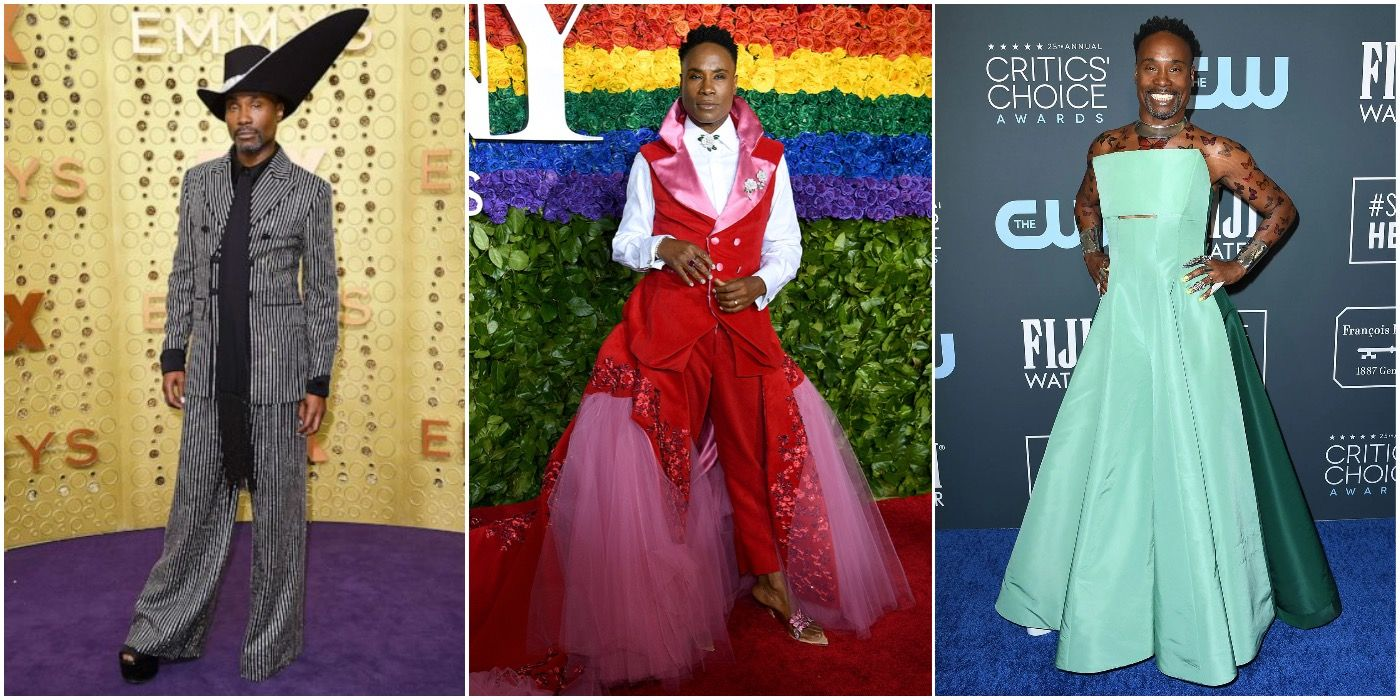 10 Of Billy Porter's Most Fabulous Outfits   TheThings