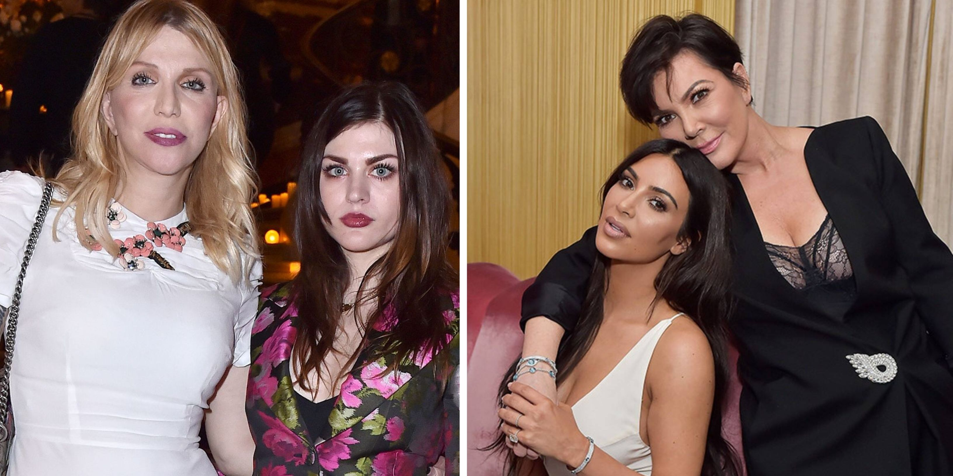 The Richest Mother-Daughter Duos, According To Their Combined Net Worth