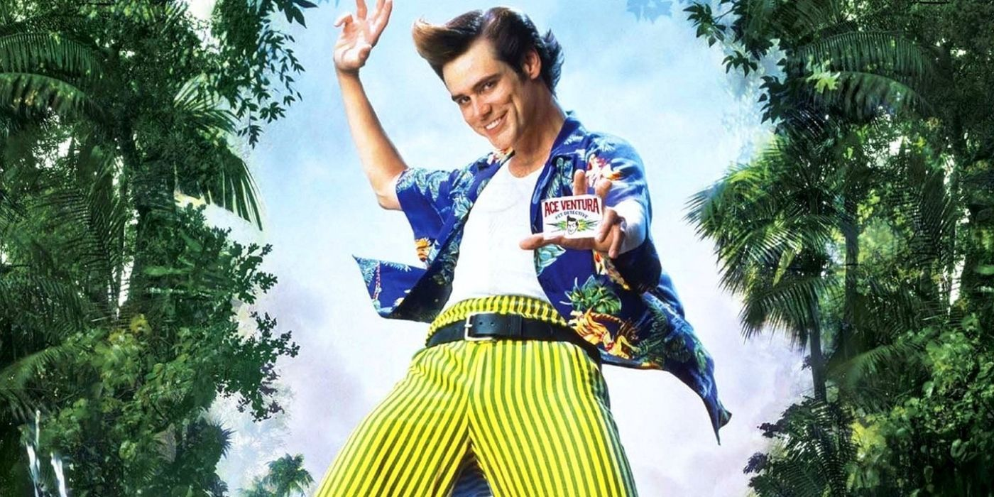 Here's How Jim Carrey Saved 'Ace Ventura: Pet Detective'