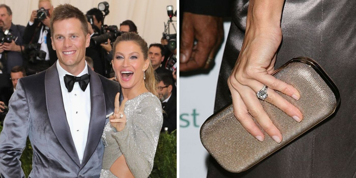 How Much Is Gisele Bündchen's Engagement Ring Worth? | TheThings