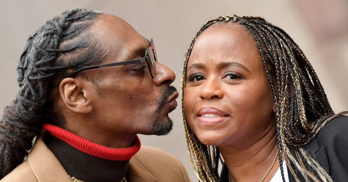 Snoop Dogg And His Wife Shante Broadus Set Serious Marriage Goals