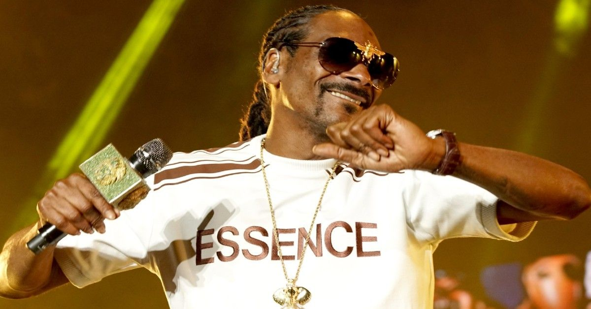 Snoop Dogg Teases New Music... And It's Really Different From What We're Used To