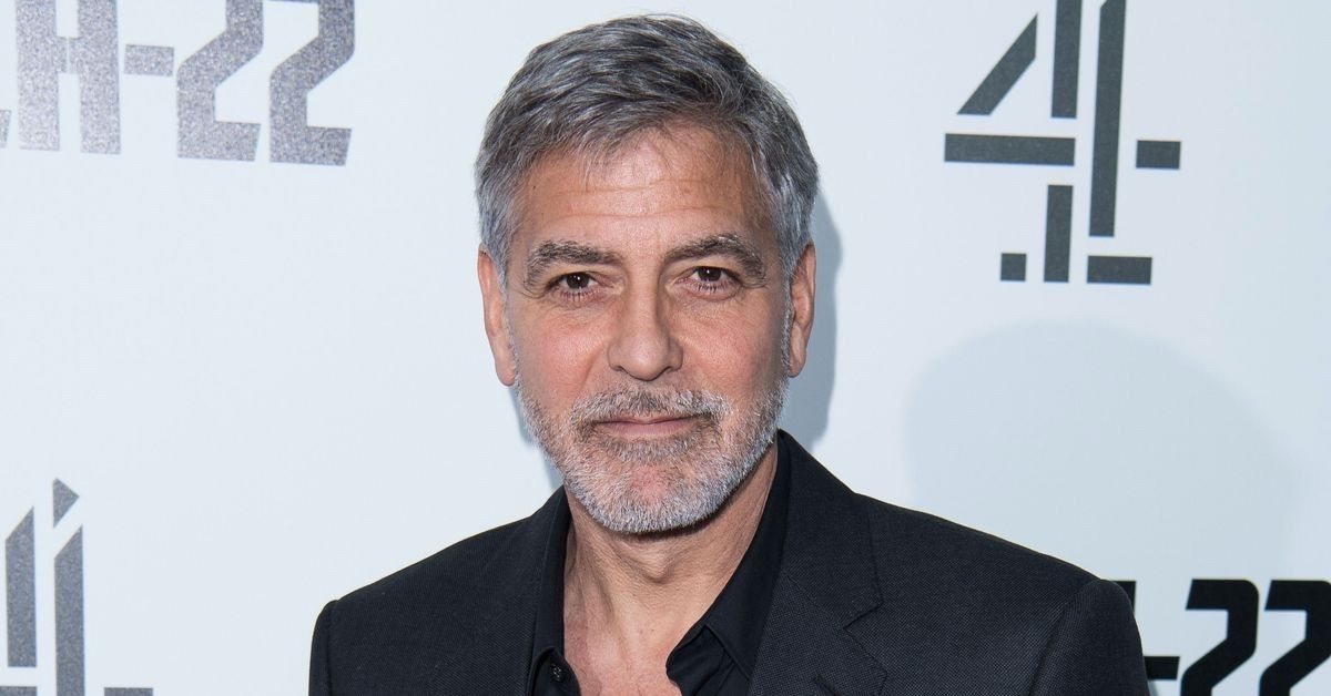 """George Clooney Got Into A """"Tussle"""" With This Director On Set"""