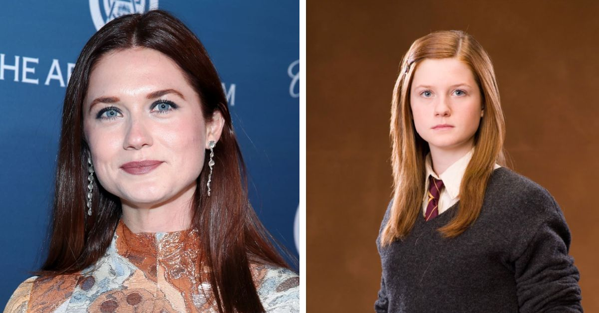 What Has Bonnie Wright Been Up To Since 'Harry Potter'?