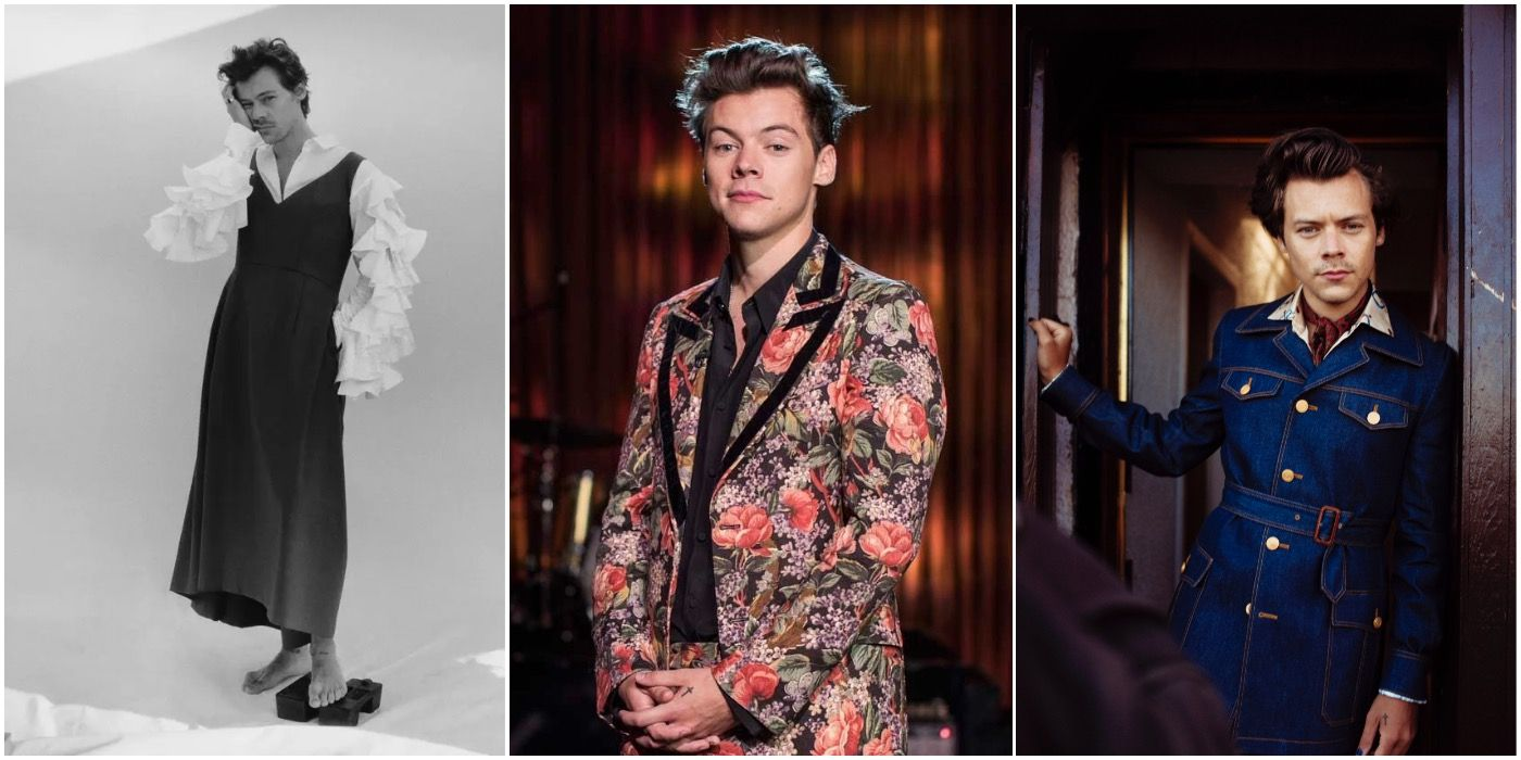 10 Of Harry Styles' Most Fabulous Outfits