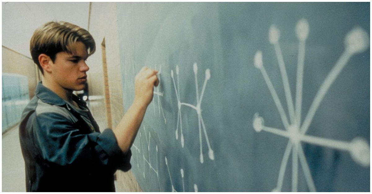 How Matt Damon's Experience At Harvard Inspired 'Good Will Hunting'