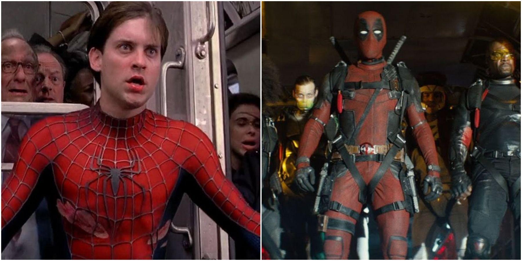 10 Best Non-MCU Marvel Superhero Movies (According To IMDb)