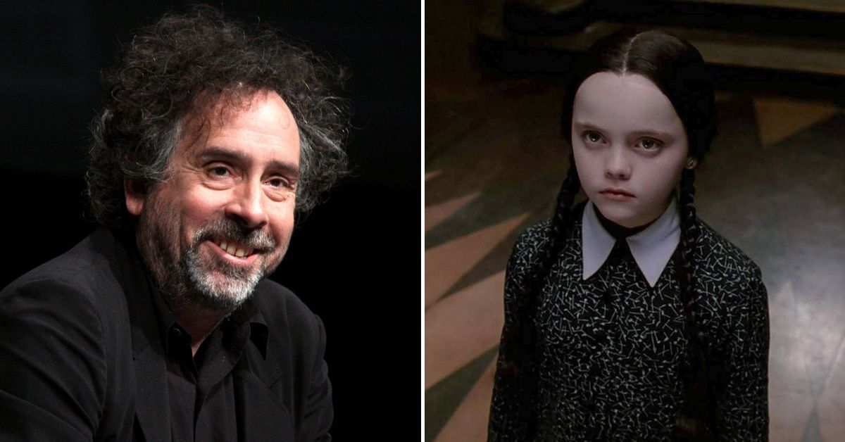 Tim Burton's New Netflix Series 'Wednesday' Follows The Addams Family Character As A Sleuth