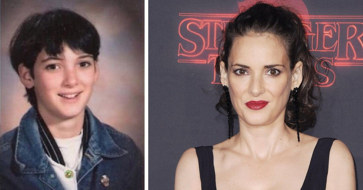 What Was Winona Ryder's Childhood Like?