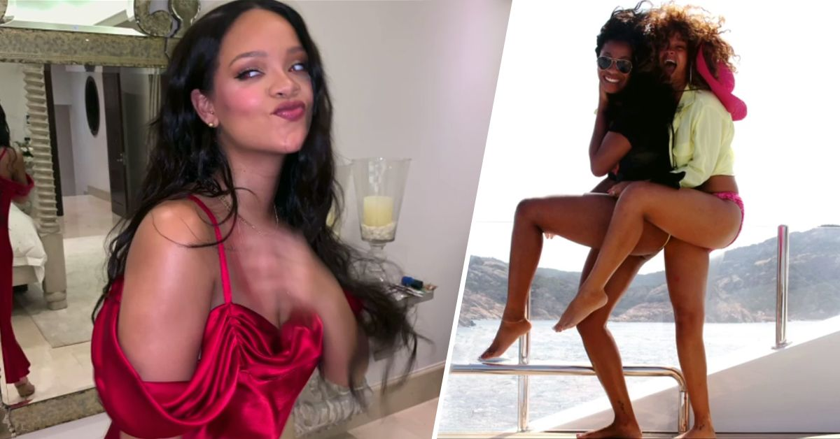 Rihanna Turns 33, Looks Stunning In Never Before Seen Pics