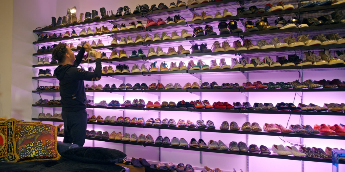 'Bling Empire': How Much Is Kane Lim's Shoe Collection Worth?