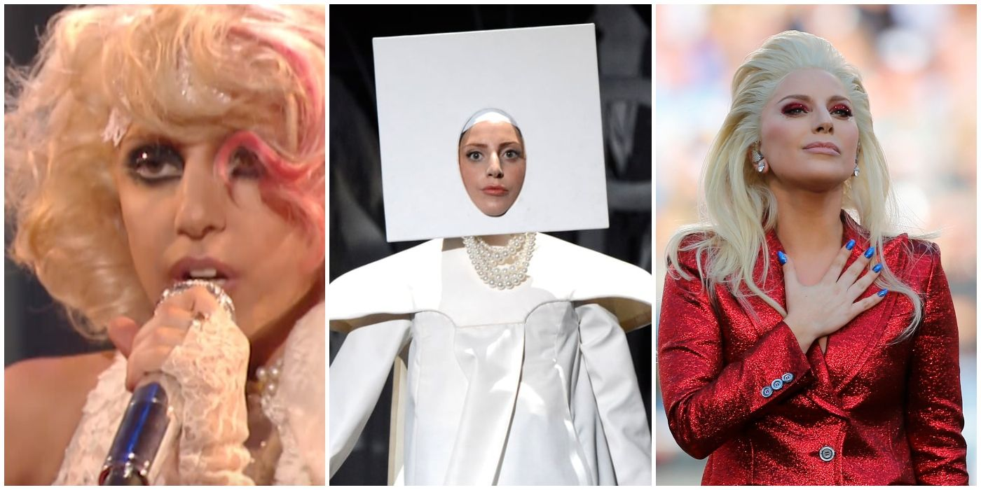 Lady Gaga's Wildest Stage Performances | TheThings