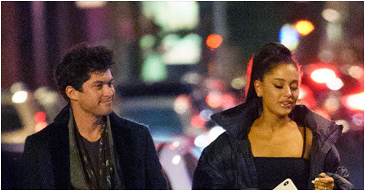 What Happened Between Ariana Grande And 'Riverdale' Actor Graham Phillips?