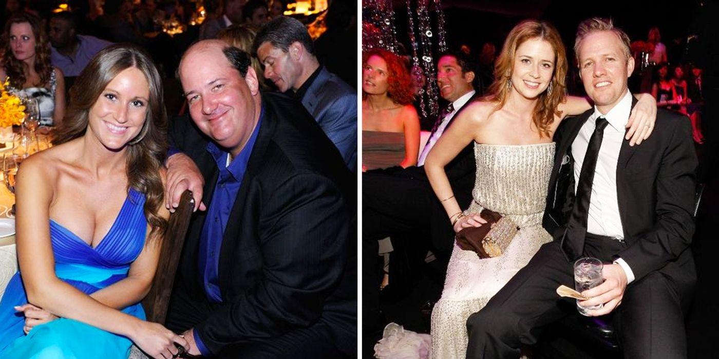 The Cast Of 'The Office' And Their Real Life Partners | TheThings