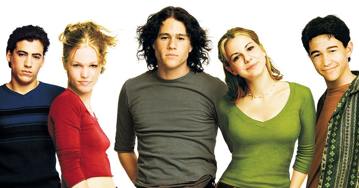 10 Interesting Facts About Heath Ledger's Role In '10 Things I Hate About You'