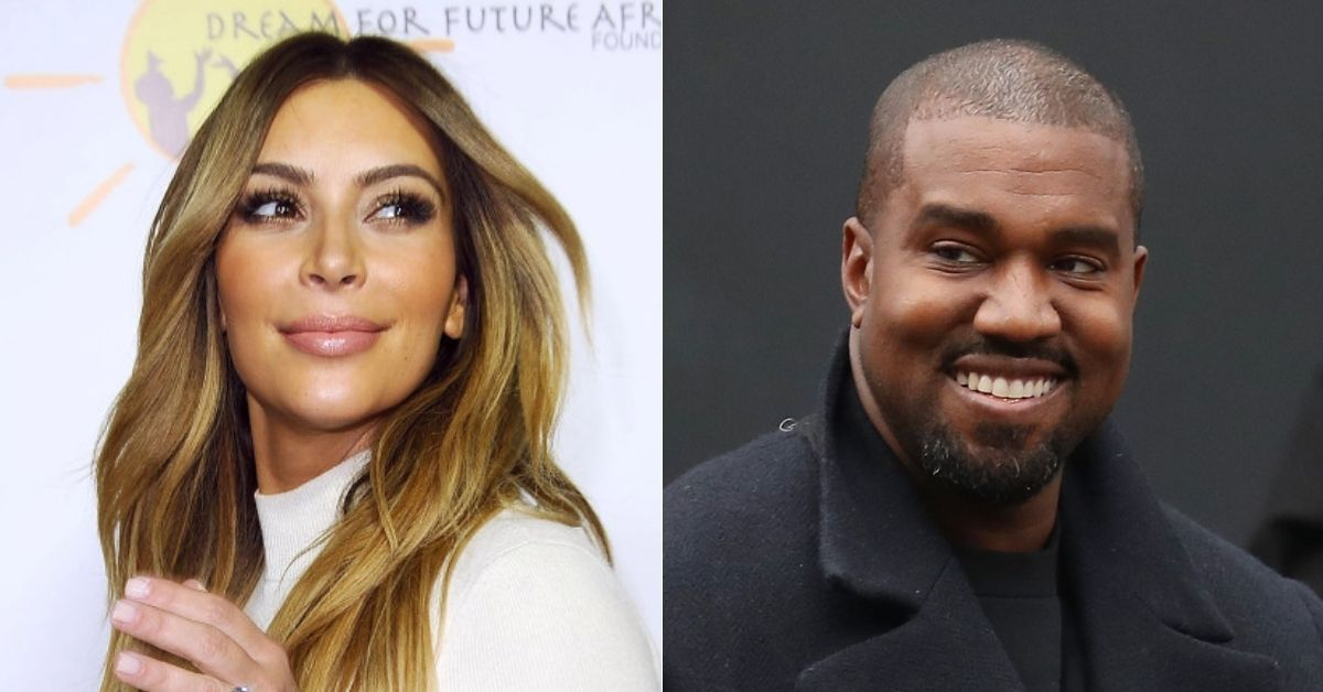 Kanye West 'Still Hopeful' For A 'Kimye' Reunion As He's Spotted With Wedding Ring