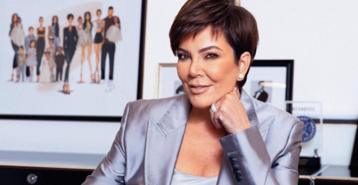 'Momager' Kris Jenner Reveals She Gets A 10% Cut In All Of Her Daughters' Business Ventures