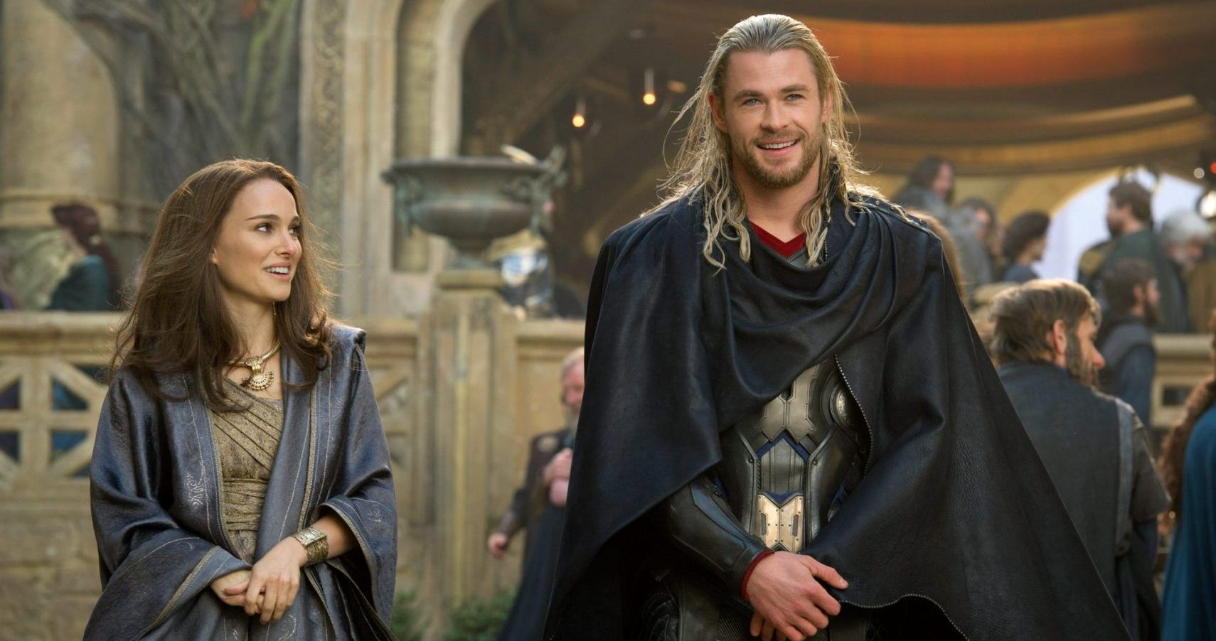 Here's The First Look At Natalie Portman As Jane Foster In 'Thor: Love and Thunder'