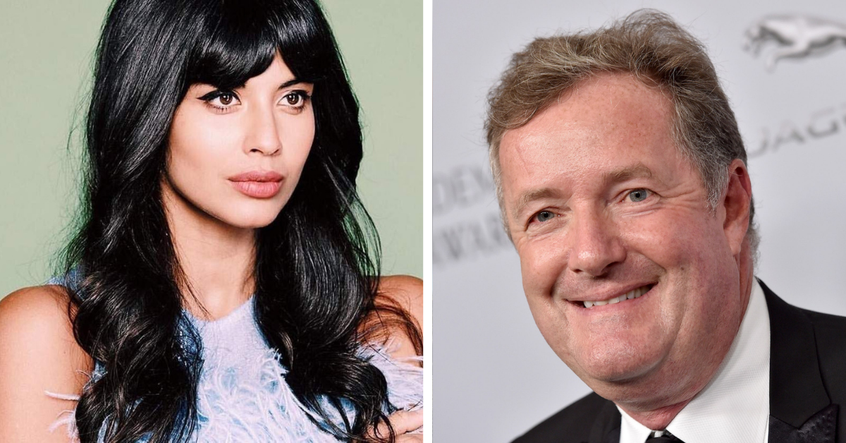 Jameela Jamil Reveals She Almost Took Her Own Life Due To Piers Morgan's Campaign