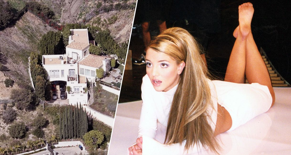 Britney Spears' House Was Haunted, According To Her Makeup Artist