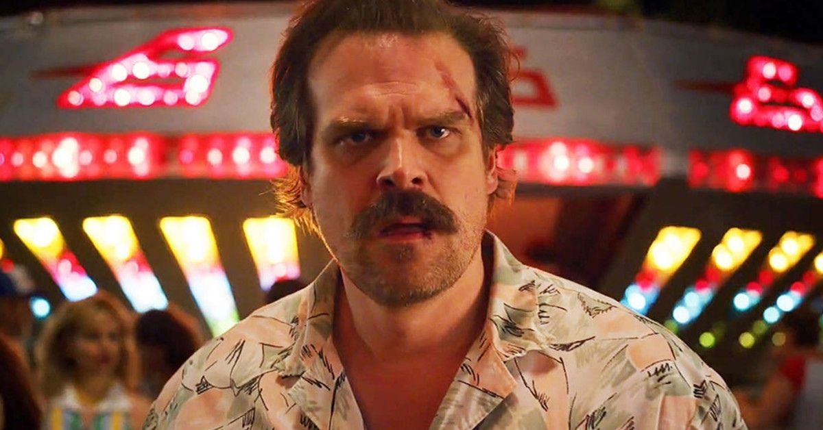 Jim Hopper Is Going Through A Difficult Time In 'Stranger Things' 4