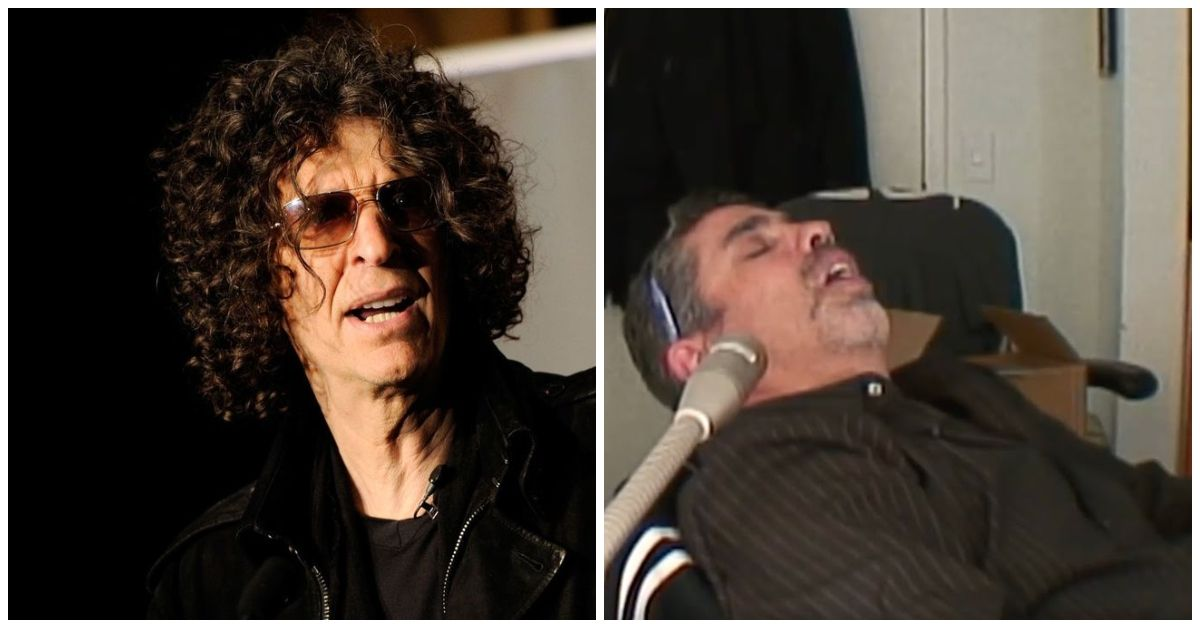 The Real Reason Howard Stern's Producer Fell Asleep During His Show