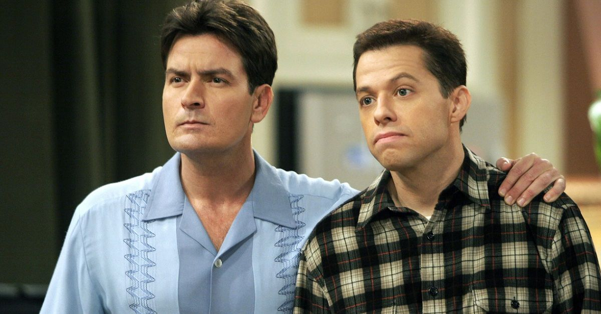 Who Was Paid More On 'Two And A Half Men': Jon Cryer Or Charlie Sheen?