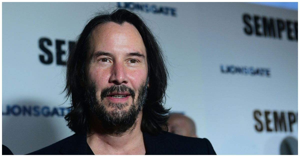Why Keanu Reeves Didn't Want To Work With Robert DeNiro And Al Pacino