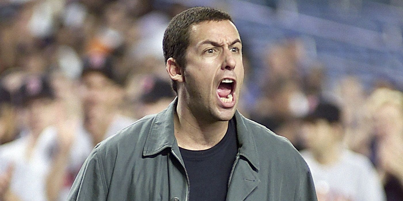 Here's Who Adam Sandler Originally Wanted To Star In 'Anger Management'