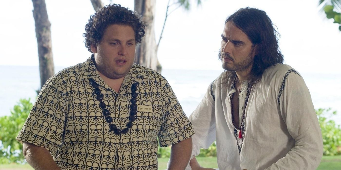 'Forgetting Sarah Marshall' Is Actually Based On This Actor's Breakup