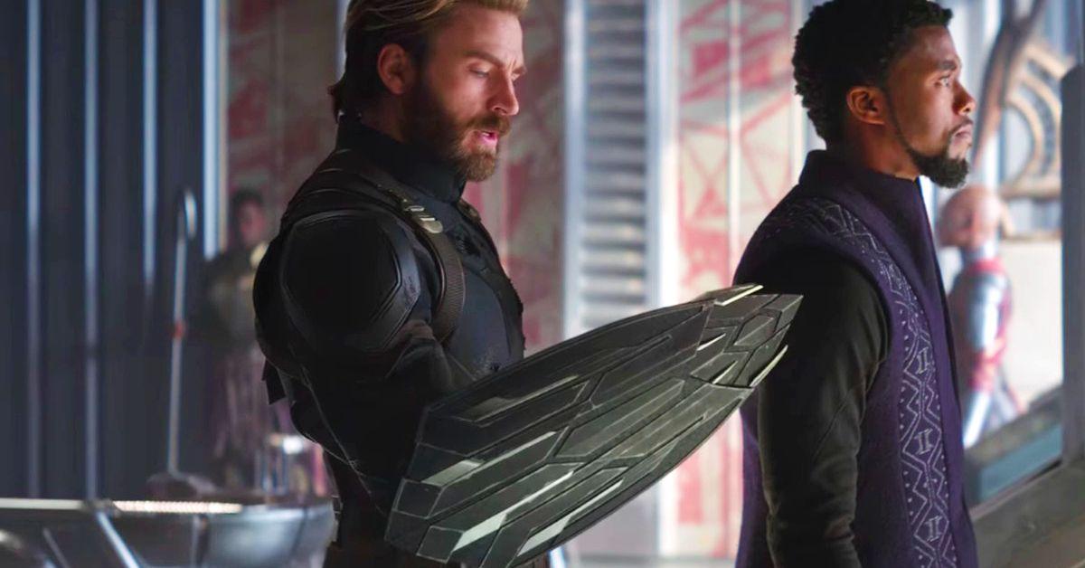 Why Cap's Wakandan Shields Will Resurface In Phase 4