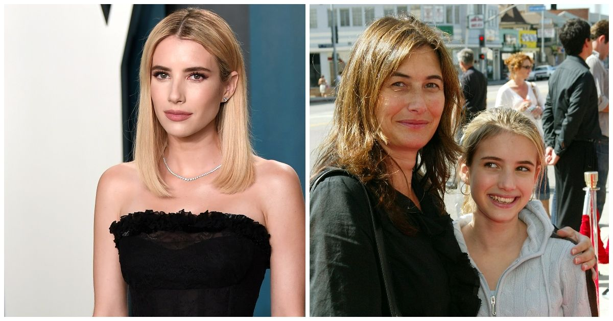 The Truth About Emma Roberts' Relationship With Her Mother