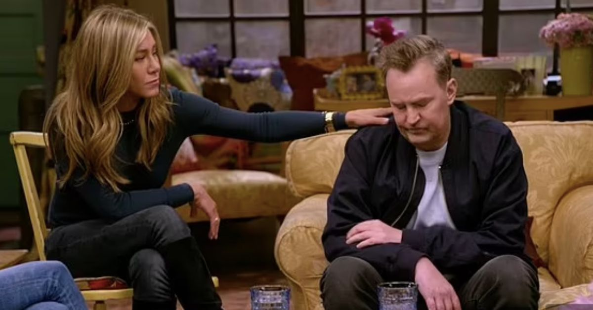 'Friends' Fans Tell Trolls To 'Leave Matthew Perry Alone' After Relapse Rumors