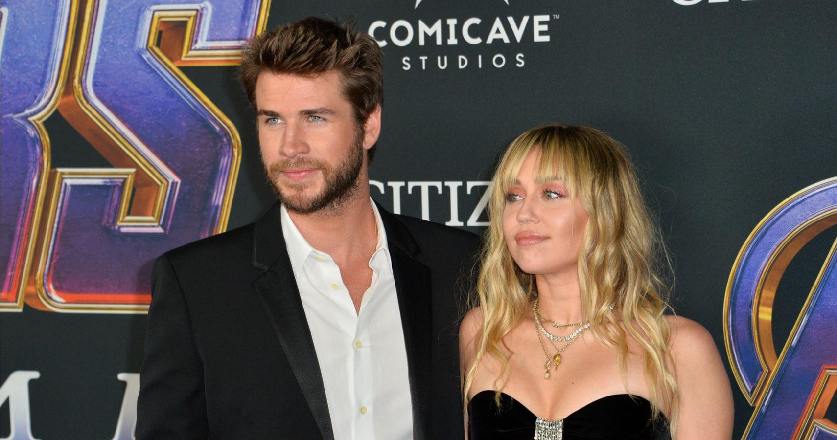 Miley Cyrus Fans Slam Liam Hemsworth As Avengers Premiere Video Resurfaces