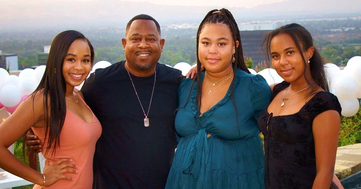 Everything We Know About Martin Lawrence's 3 Daughters