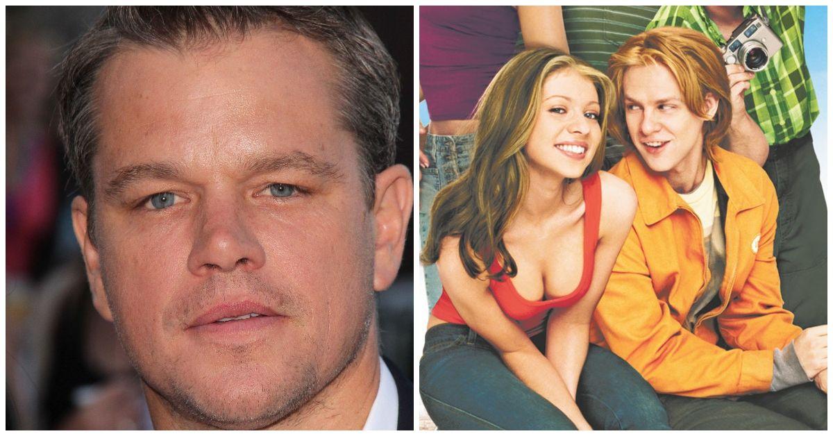 The Truth About Matt Damon's 'EuroTrip' Cameo