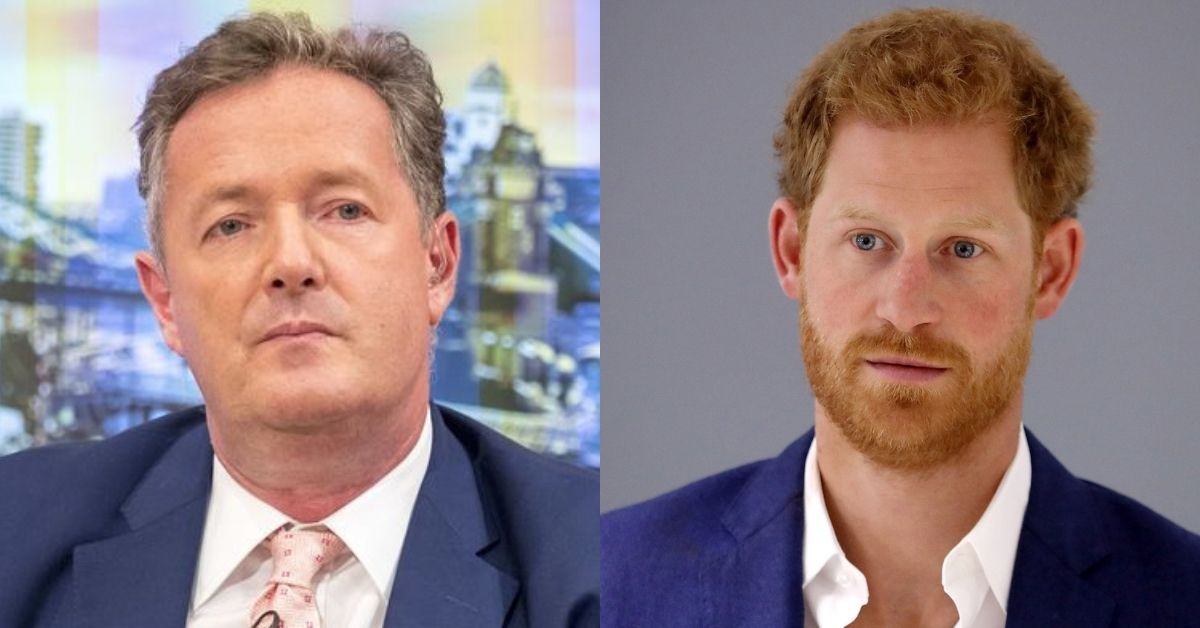 Piers Morgan Slams 'Spoiled Brat' Prince Harry For Candid Interview As Fans Agree