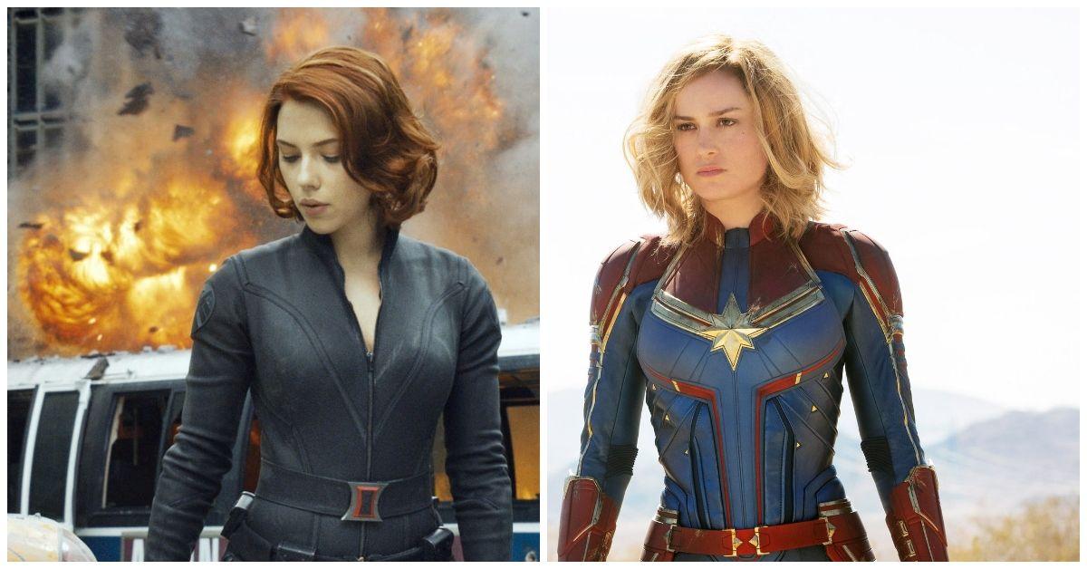 Who Has A Higher Net Worth: Brie Larson Or Scarlett Johansson?