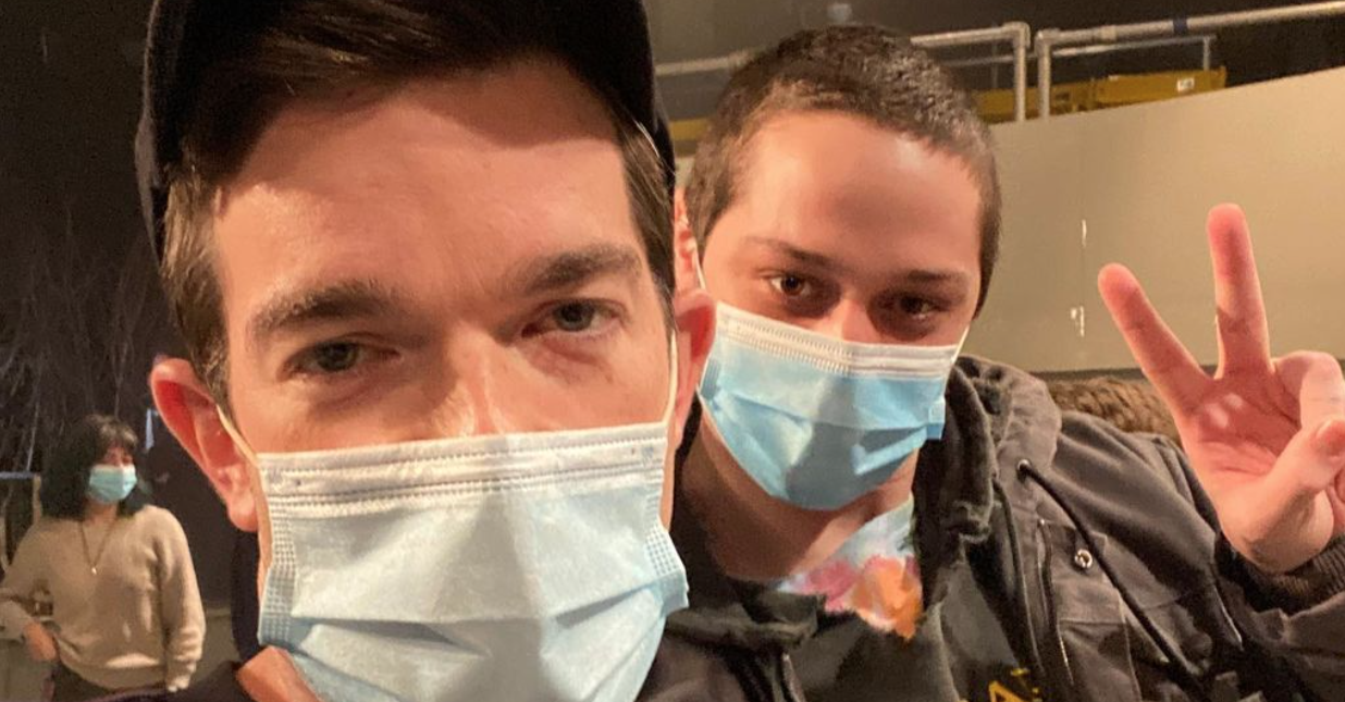 The 10 Best John Mulaney and Pete Davidson BFF Moments