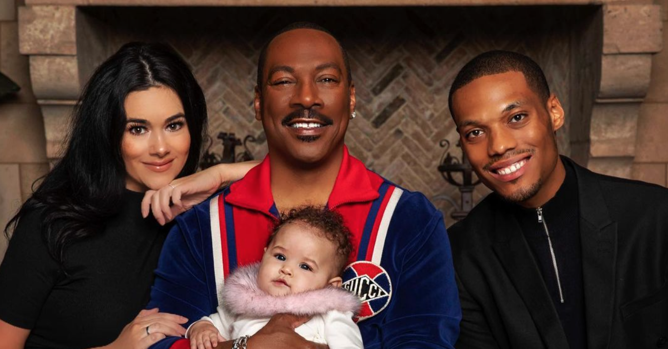 Everything We Know About Eddie Murphy's 10 Kids