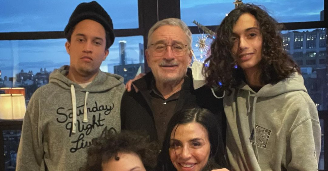 Everything There Is To Know About Robert De Niro's 6 Kids