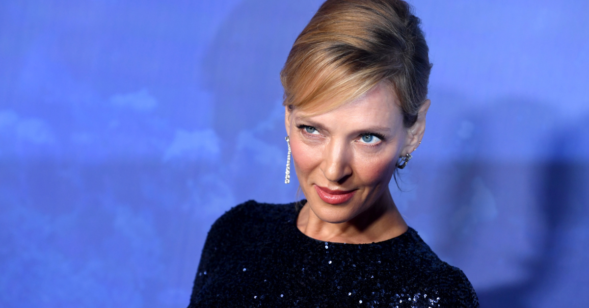 What Uma Thurman Has Said About Her Size 11 Feet
