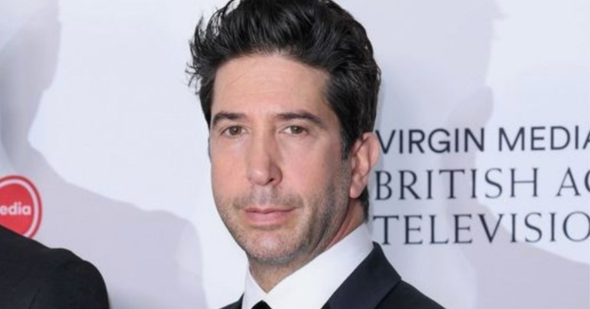 David Schwimmer Made A 'No Romance' Pact On The Set Of 'Friends'