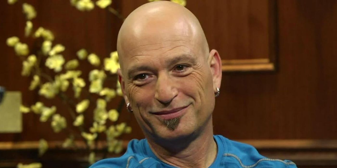 Mandel howie shave head why did his Surprising Facts